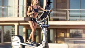 best elliptical for apartment